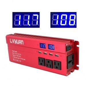 LVYUAN Power Inverter for Car