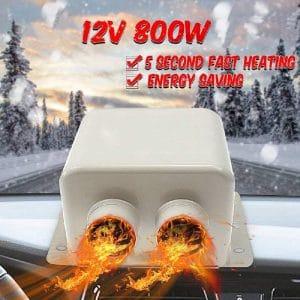MASO 12V 800W Portable Car Heater