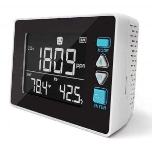 PerfectPrime Indoor Air Quality Monitor