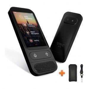 Alcorrect 3.1-Inches Touchscreen Language Translator Device