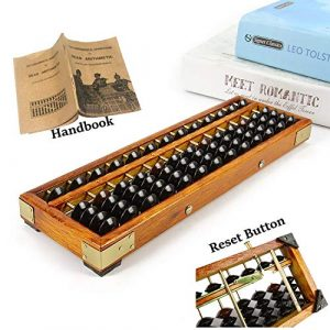 Hexing Wooden Abacus