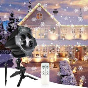 Kithouse Christmas Projector Lights