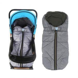 LEMONDA Winter Outdoor Waterproof Stroller Sleeping Bag