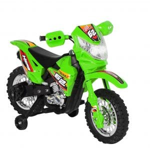Marketworldcup- 6V Electric Kids Motorcycle