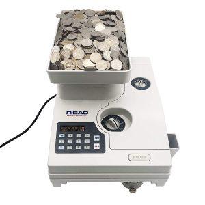 Ribao HCS-3300 TECHNOLOGY High-Speed Coin Counter