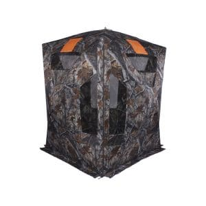 Rusk Blinds Two-Tall 3-Person Hunting Blind