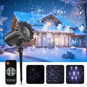 Greenclick Christmas Projector Lights