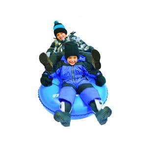 Slippery Racer Airdual Inflatable Snow Tube