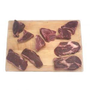 TenderBison Wild Game Steak Beef Jerky