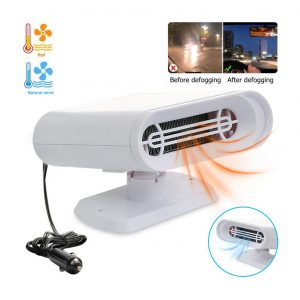 Womdee Portable Car Heater Defroster