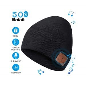 ZRUHIG Bluetooth Beanie Hat