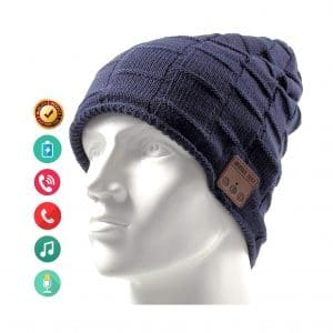Fashionlive Bluetooth Hat Beanie