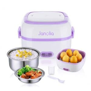 Janolia Electric Lunch Box Food Heater