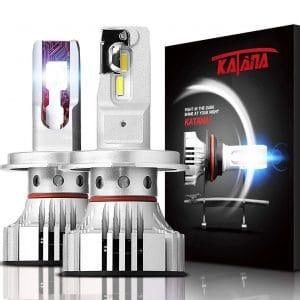 KATANA H4 LED Headlights Bulbs