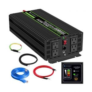 Novopal Power Inverter 12V 1500W for Car