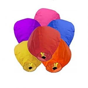 OUTDOOR NATION Sky Lanterns