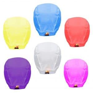 Swenafer Sky Lanterns