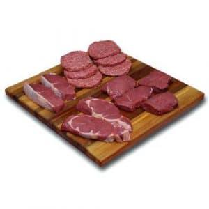 TenderBison Burgers and Steaks Beef Jerky