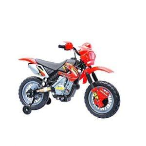 Tidyard 6V Electric Kids Motorcycle