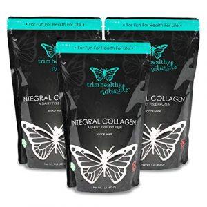 Trim Healthy 3 pack Naturals Integral Collagen