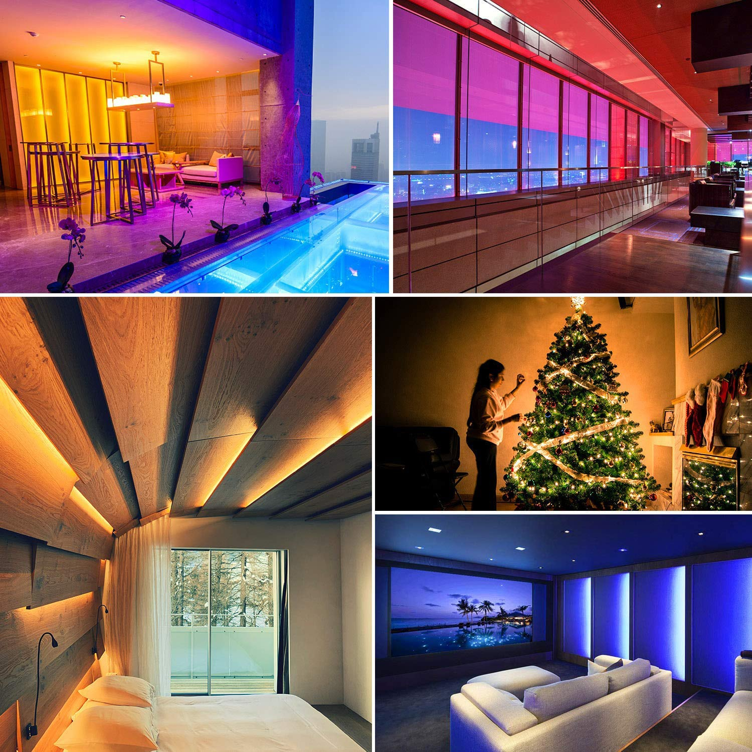 Top 10 Best Led Strip Lights in 2020 Reviews 1