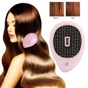 Brrnoo Electric Detangling Hair Brush