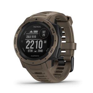Garmin Instinct Tactical Military Standard 810G Rugged GPS Watch