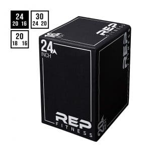 REP FITNESS 3-in-1 Soft Plyometric Box
