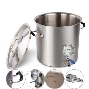 Bacoeng 6 gal brew kettle