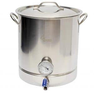 G Francis 10 gal brew kettle