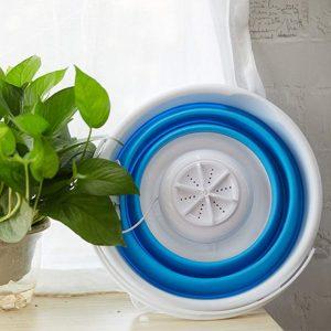HAOTZ Mini Portable Ultrasonic Washing Machine