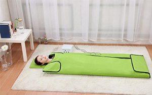 SPORT&SAUNA Sauna Blanket, Relieve Physical Fatigue - Green