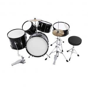 Simlug 5-Pieces Junior Children Drum Kit