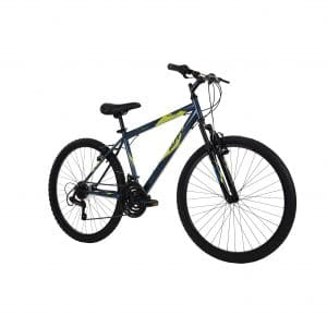 Huffy Hardtail Mountain Bike 21 Speed 24 Inches Wheels