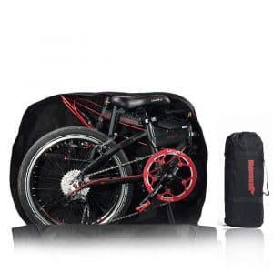 MIGHTUDUTY Foldable Bike Cover for Traveling Outdoor