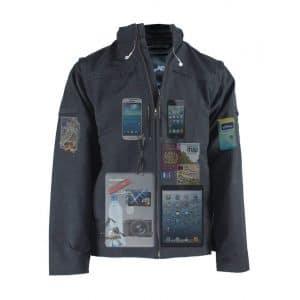 AyeGear J25 Jacket with 25 Pockets