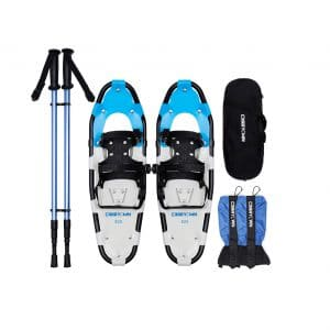 Carryown 4-in-1 Xtreme Terrain Snowshoes