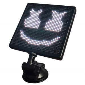 Concoh 12V Animation Car LED Display