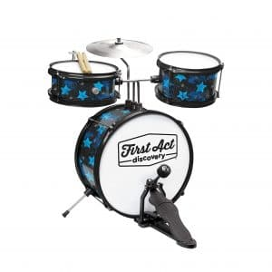 First Act Advisory Drum Set