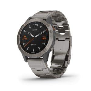 Garmin Fenix 6 Sapphire Premium Multisport GPS Watch