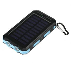 I-Mesh-Bean 30000mAh Solar Power Bank