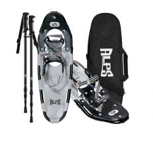 ALPS Lightweight Trekking Poles and Snowshoes