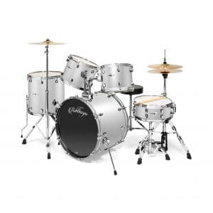 Ashthorpe 5-Piece Full Size Adult Drum Set