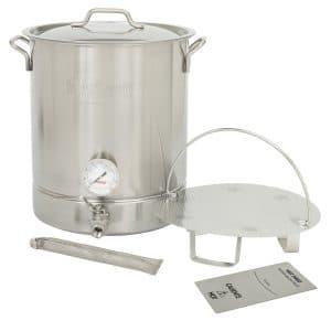 Bayou classic 800-408 8-gal brew kettle
