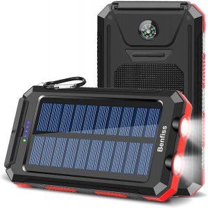 Benfiss Solar Power Bank