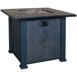 Bond Manufacturing 68487A Lari Outdoor Gas Fire Pit