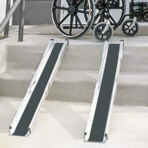 DMI Portable Wheelchair Ramp