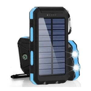 Egomall Solar Power Bank