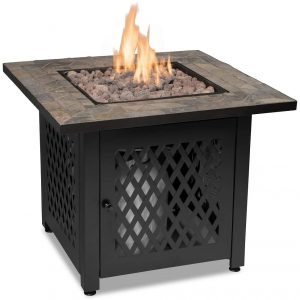 Endless Summer LP Gas Outdoor Gas Fire Pit Table