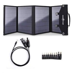 Rockpals 100W Foldable Solar Panel Charger